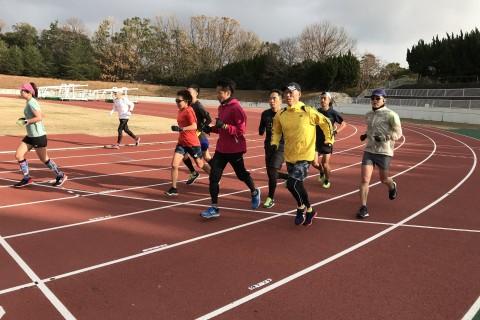 マラソン走練習法の全てが身に着く!【セミナー&実践練習会】 Supported by Garmin