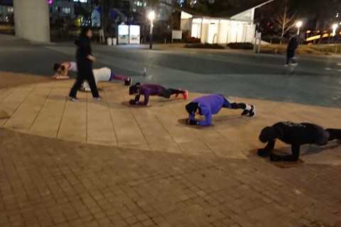 11/29(日)ランコネ式 体幹トレトレーニング!!