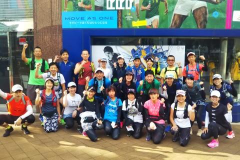【限定10名】11/22(日)神戸マラソン試走会 1日で全コース試走します