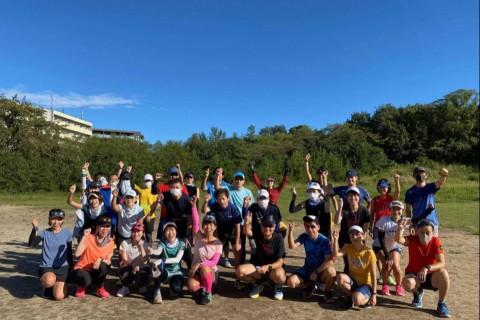 マラソントレーニング 平和公園120分ラン