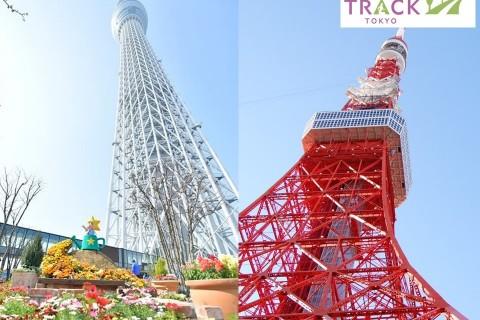 観光RUN@東京スカイツリー&東京タワー