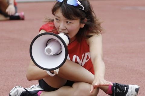 ざわちゃん練 11月6日(金) ロングインターバル+ランナーのためのストレッチ&姿勢づくり