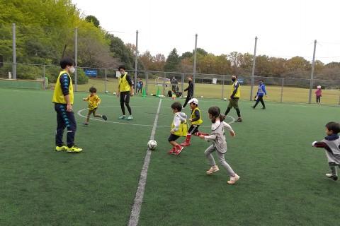 【昭和記念公園】TACHIKAWA DICEチアダンス教室教室、府中AFCフットサル教室等