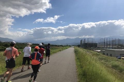 ★第3回「お好みマラソン(6.5km×〇周 / 220分間)」 ※東温重信川コース編