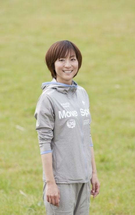 オリンピックランナー坂本直子さん