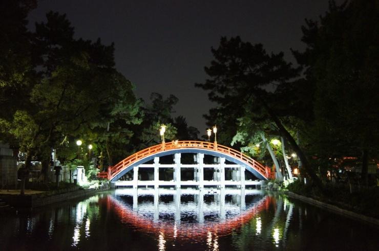 12月12日(土)トワイライトラン~住吉大社マラニック~