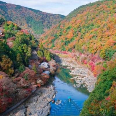 《フルマラソン対策》知る人ぞ知る京都の秘境・保津峡 28キロ峠走 練習会【サトウ練習会】
