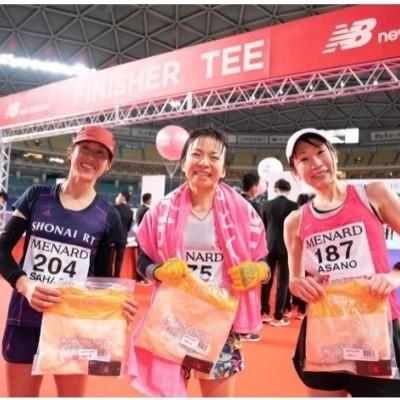 【12月~3月】NAGOYA女子マラソン☆ロックオンプロジェクト(6回)