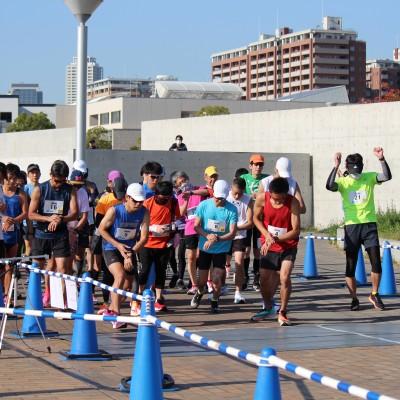 第1回武庫川マラソン
