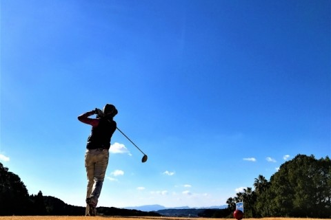 ランステ「ゴルフ」部:いつもより歩こうラウンド<真名カントリー・ゲーリープレーヤー>