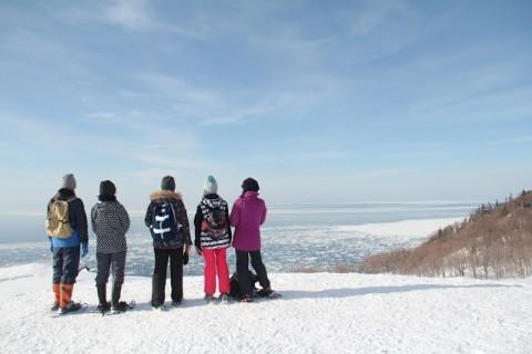 オホーツク流氷マラニック