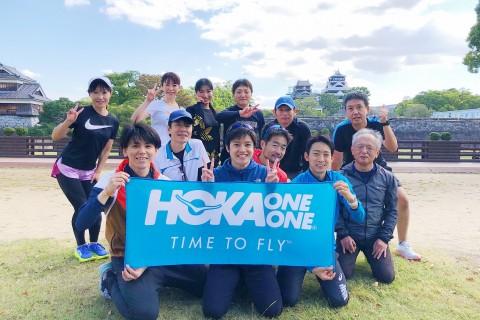 第4回ステップスポーツ熊本ランニングクリニック