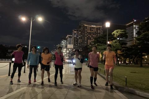 ランニングレッスン マラソントレーニング