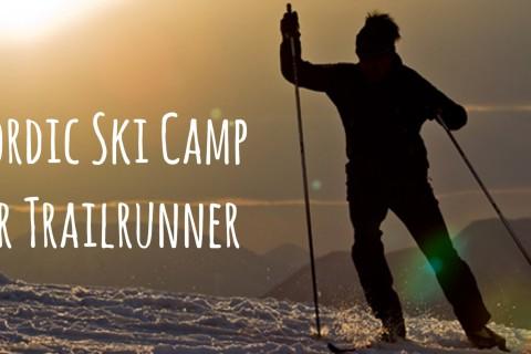 クロカンスキーキャンプ Skate編 for Trail Runner