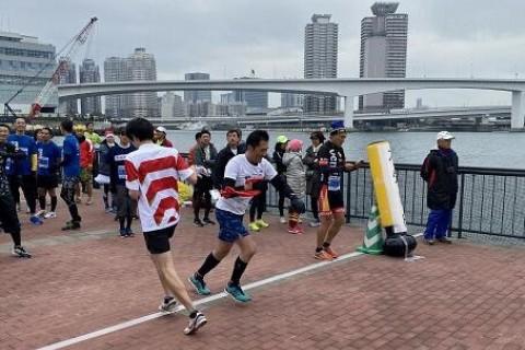 第1回 豊洲クリスマスマラソン大会