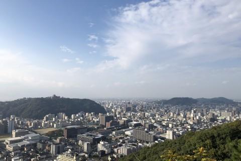 ★松山アーバン「三大低山」周遊RUNツアー (+オプション「坂道対策教室」)