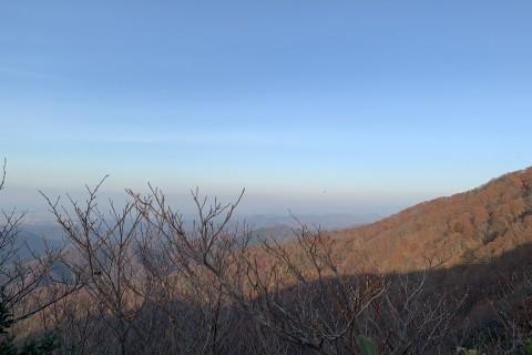 【上級】【距離10km/累積900m】富士写が岳縦走トレイル(我谷吊橋~枯淵口)