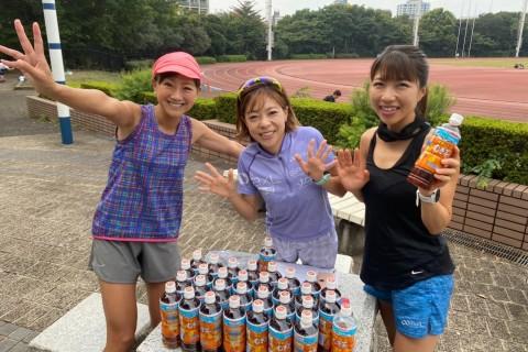 【WithRUNみんなで坂トレ&限界チャレンジ!】
