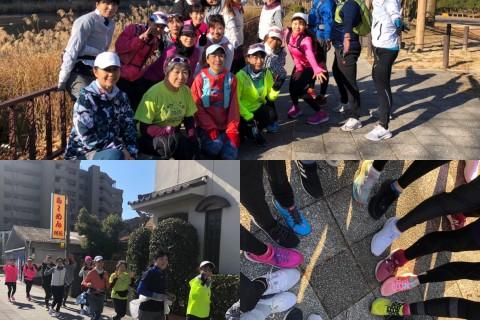 2/20(土)【試走会】NAGOYA女子マラソン(後半)