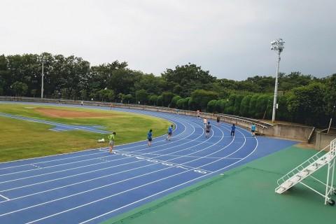 【マラソン完走クラブ】 400Mインターバル走 (世田谷大蔵陸上競技場)