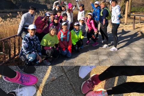 1/23(土)【試走会】NAGOYA女子マラソン(前半)