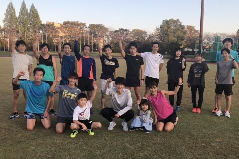 SPC練習会in熊谷(2.5k×6)
