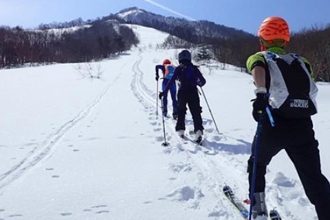 SOTA スキーモ トレイルキャンプ for Trail Runner