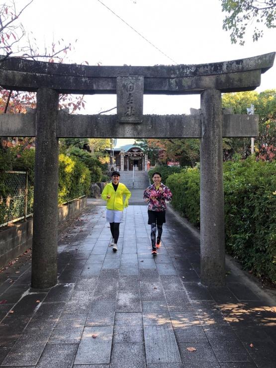 日吉神社!