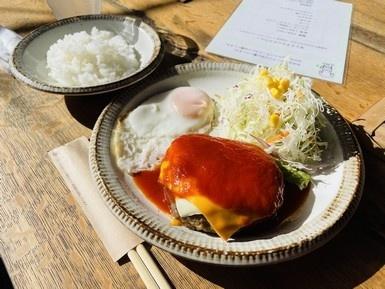 絶品ハンバーグとはじめての京都北山トレイルラン