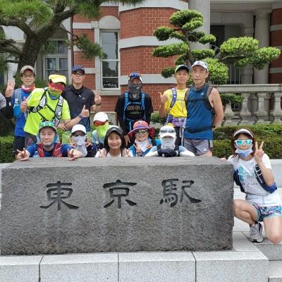 富士山前 山手線1周ラン 約42 30 21キロ キロ約7分