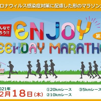 第33回エンジョイヘイジツマラソン