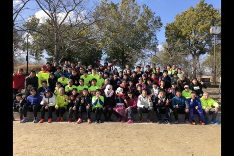 2021年【出身部活対抗】新春リレマ駅伝マラソン