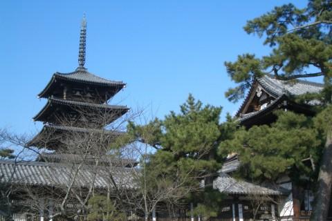 【順延】第13回歴史ロゲ「法隆寺と斑鳩の里」