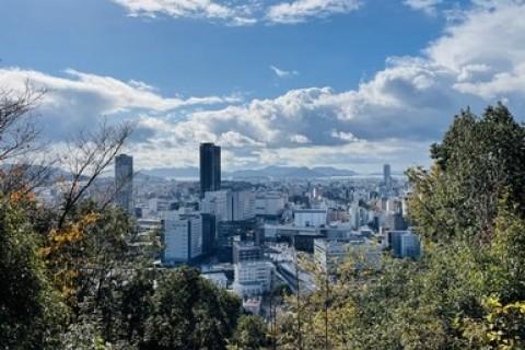 チャレンジ広島白木山トレイルラン