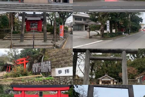 参加賞が選べる!新春御朱印八社詣りラン鹿児島2021