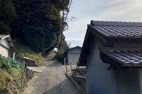 【1月17日】音の花温泉ゴール暗峠超え脚作り18kmラン