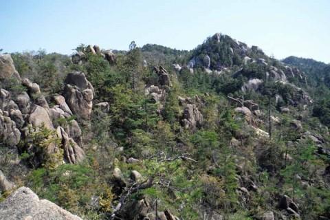 ≪ランde観光≫[滋賀]奇岩の山!金勝アルプス周遊【レベル4】 トレラン