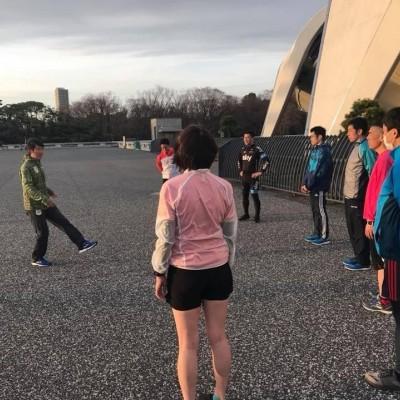 TopGear式ランニングフォーム改善練習会