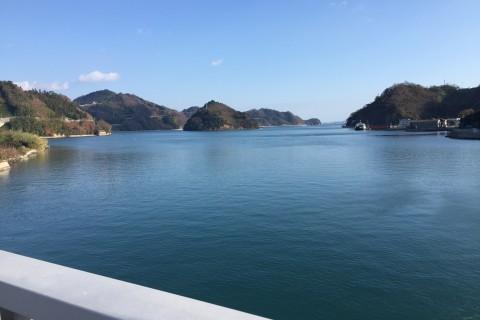 【のんびり初詣RUN】樹齢1200年神社+とびしま海道17キロ