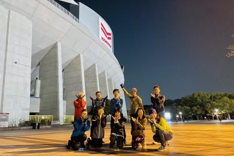 はじめての大阪長居ランニング練習会マラソンフォーム「カイゼン」