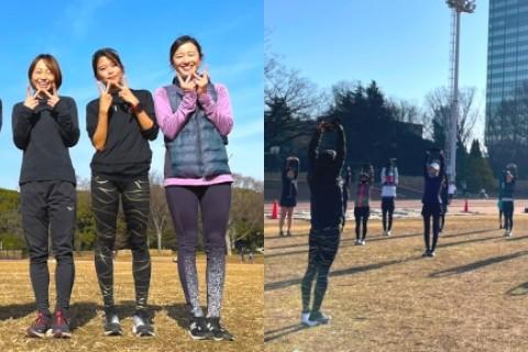 2/7(日)ODA☆Women's~女性限定ランニングイベント~