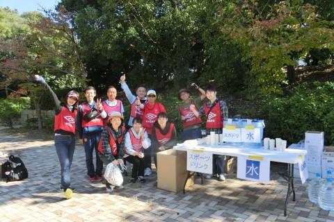 ボランティア募集! 第4回リバーサイドマラソン大阪大会