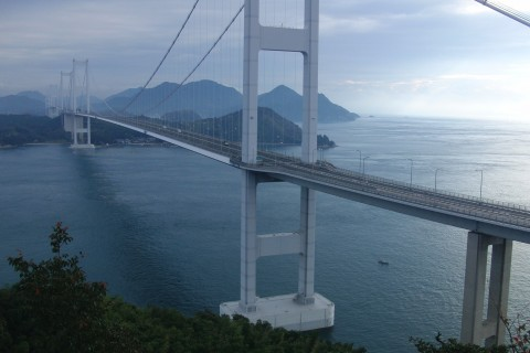 第1回しまなみ海道アイランドトレイル80km