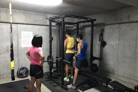 鎌筋パーソナルトレーニング