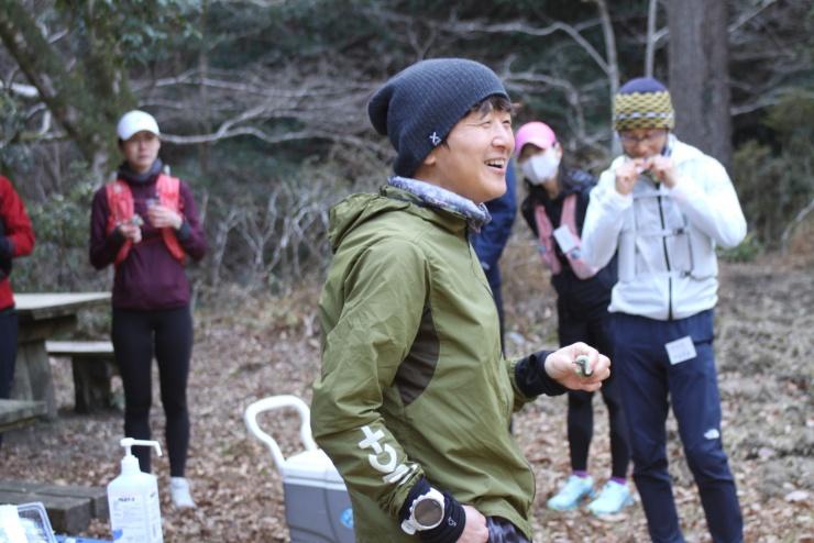 2021年2月27日開催・第1回「いいのわたるトレラントレーニング(箕面公園)」