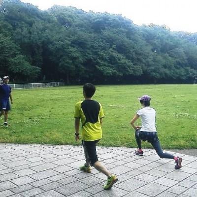 「なら私もできそっ」マラソン上達教室(体験会5名)~ DEKISO! 2:8 ランニングのすすめ ~