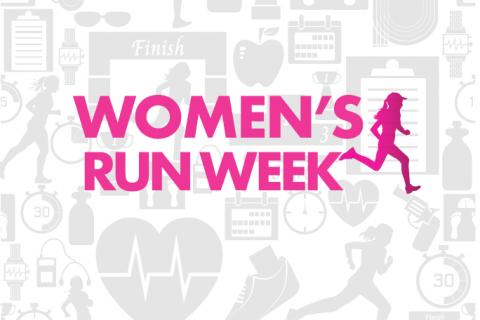 Women's Run Week in TOYOSU