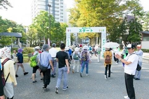 歴史と自然が感じられる 金沢を歩こう!金沢ウォーク2021