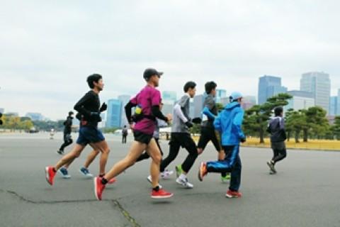 目指せ!フルマラソン3時間30分切り!10kmビルドアップ走