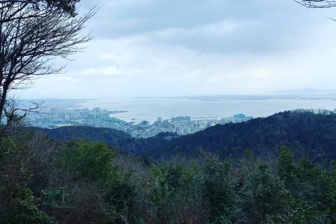 【低山・13〜15km・初級編☆☆☆★】2マウンテントレイル(逢坂山→音羽山)&「誠実なパン」の旅